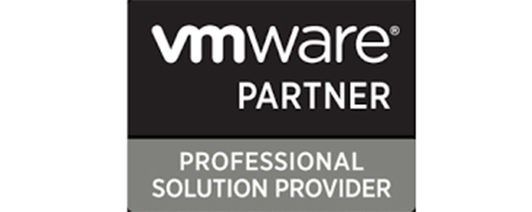 Logo vm ware Partner Professional Solution Provider