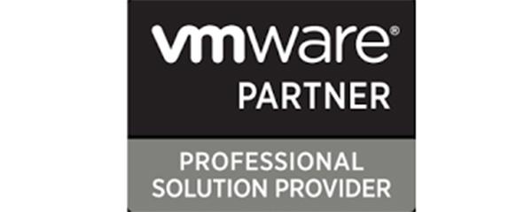 Logo vm ware Partner Professional Solution Provider
