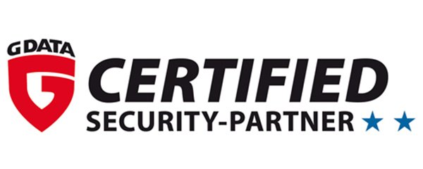 Logo GDATA Certified Security-Partner