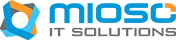 mioso – IT Solutions   IT-Systemhaus & IT-Dienstleister Logo