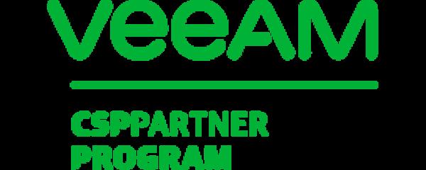 mioso nimmt am veeam CSP Partner Programm teil