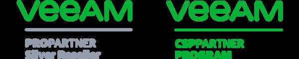 mioso ist veeam Pro Partner Silver Reseller und nimmt am CSP Partnr Programm teil